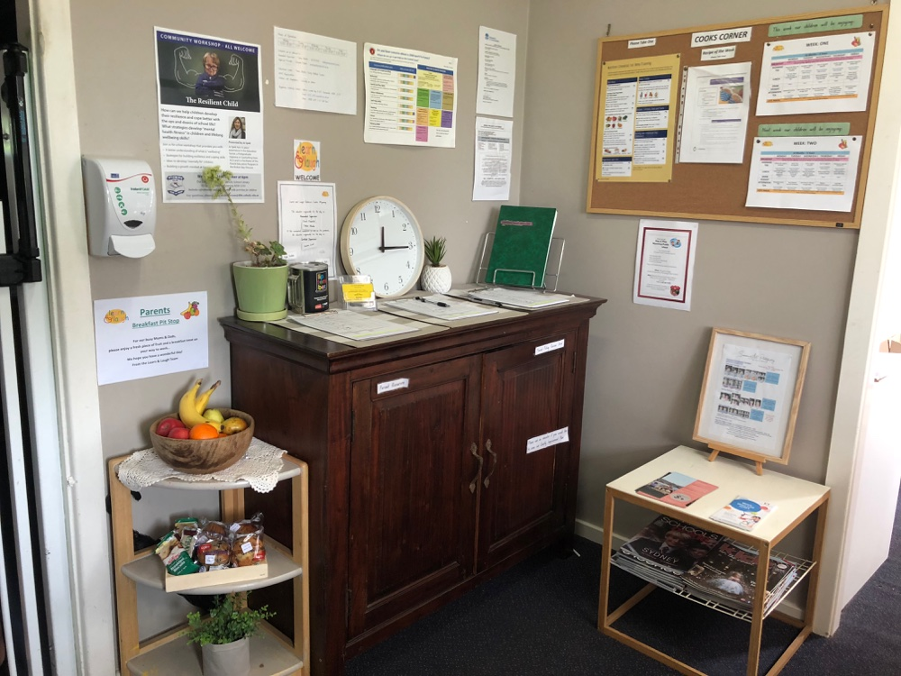 administration and organisation at wyoming centre