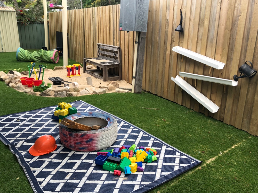 Wyoming Sand and Outdoor Play Area Learning Centre