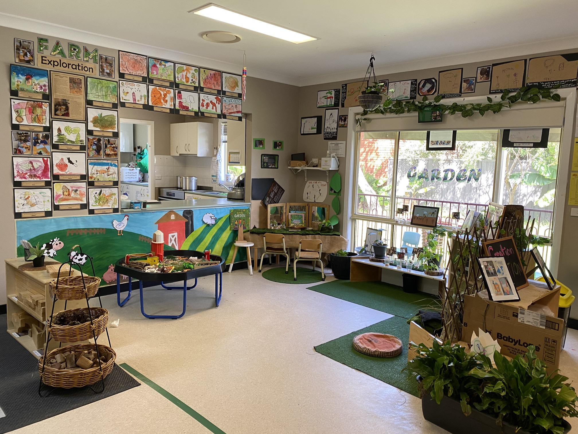Drummoyne Play Area and Window Child Care