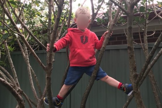 The benefits of risky play – from our Hornsby centre